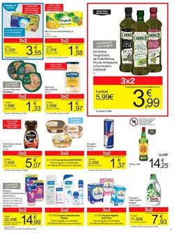 Ofertas de Juvé y Camps  en el folleto de Carrefour en Barcelona