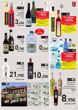 Ofertas de Vino  en el folleto de Carrefour en León