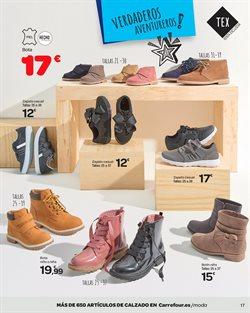 Ofertas de Zapatos  en el folleto de Carrefour en Paterna