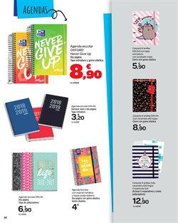 Ofertas de Vuelta al cole  en el folleto de Carrefour en Madrid