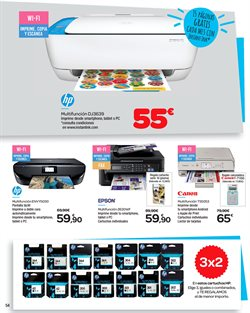Ofertas de Impresora multifunción  en el folleto de Carrefour en Madrid
