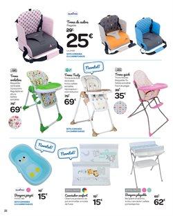 Ofertas de Bañera de bebé  en el folleto de Carrefour en Barcelona