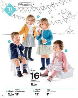 Ofertas de Faldas  en el folleto de Carrefour en Pamplona