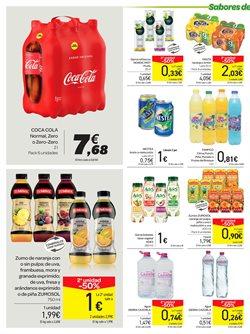 Ofertas de Coca-Cola  en el folleto de Carrefour en El Puerto De Santa María