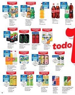 Ofertas de Coca-Cola  en el folleto de Carrefour en Leganés