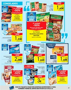Ofertas de Findus  en el folleto de Carrefour en Madrid