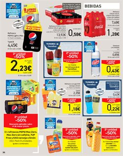 Ofertas de Sunny Delight  en el folleto de Carrefour en Madrid