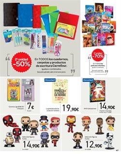 Ofertas de Libros  en el folleto de Carrefour en Madrid