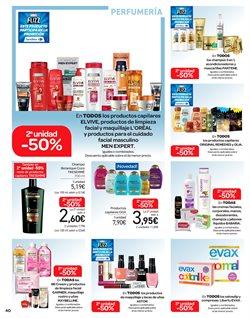 Ofertas de Cosmética  en el folleto de Carrefour en San Cristobal de la Laguna (Tenerife)