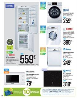 Ofertas de Microondas  en el folleto de Carrefour en Telde