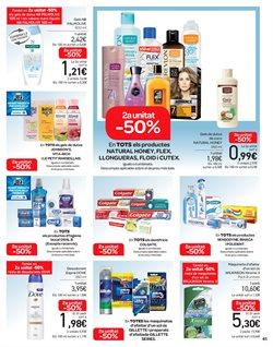 Ofertas de Gillette  en el folleto de Carrefour en Castelldefels