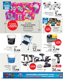 Ofertas de Ryobi  en el folleto de Carrefour en Lugo