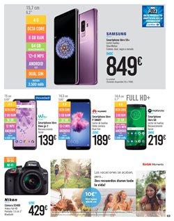 Ofertas de Nikon  en el folleto de Carrefour en León