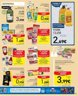 Ofertas de Arroz, pasta y legumbres  en el folleto de Carrefour en Valencia