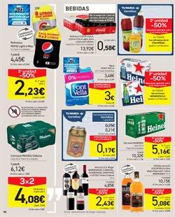 Ofertas de Mahou  en el folleto de Carrefour en Alcalá de Henares