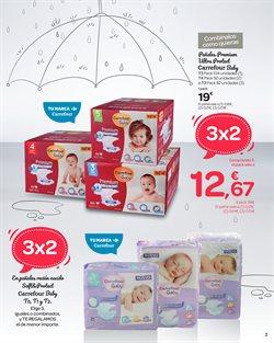 Ofertas de Pañales  en el folleto de Carrefour en León