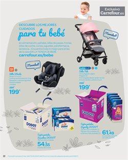 Ofertas de Silla de coche  en el folleto de Carrefour en Madrid