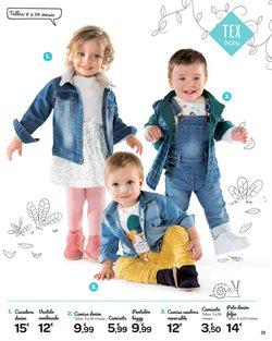 Ofertas de Vestidos niña  en el folleto de Carrefour en Madrid