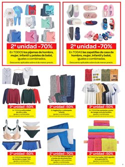 Ofertas de Toallas  en el folleto de Carrefour en Dos Hermanas