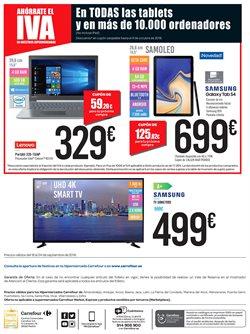 Ofertas de Ordenador portátil  en el folleto de Carrefour en Dos Hermanas