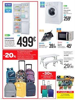 Ofertas de Pilas  en el folleto de Carrefour en León