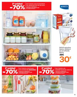 Ofertas de Brita  en el folleto de Carrefour en Telde