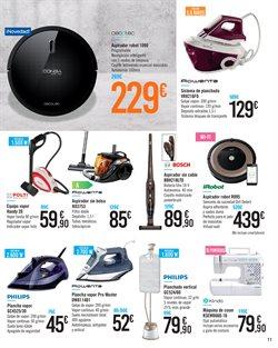Ofertas de Aspirador  en el folleto de Carrefour en Zamora