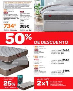 Ofertas de Pikolin  en el folleto de Carrefour en Madrid