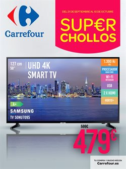 Ofertas de Informática y electrónica  en el folleto de Carrefour en Gáldar