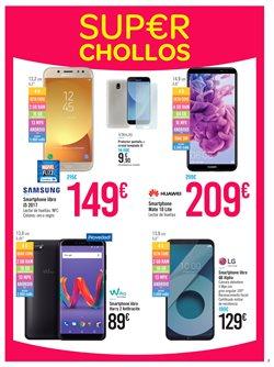 Ofertas de Smartphones  en el folleto de Carrefour en Vecindario