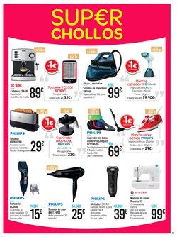 Ofertas de Philips  en el folleto de Carrefour en Santa Cruz de Tenerife