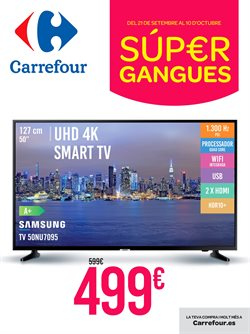 Ofertas de Carrefour  en el folleto de Figueres