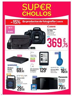 Ofertas de Panasonic  en el folleto de Carrefour en Alcobendas