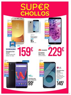 Ofertas de Smartphones  en el folleto de Carrefour en Dos Hermanas