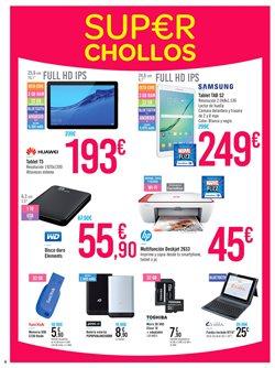 Ofertas de Tablet  en el folleto de Carrefour en Gijón