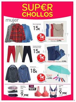 Ofertas de Ropa interior femenina  en el folleto de Carrefour en Leganés