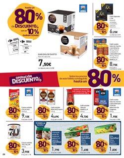 Ofertas de Cola Cao  en el folleto de Carrefour en Córdoba
