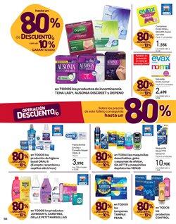 Ofertas de Productos farmacéuticos  en el folleto de Carrefour en Madrid