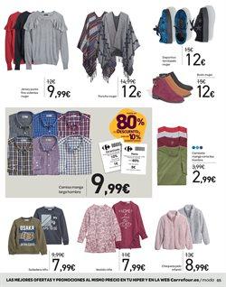 Ofertas de Ropa  en el folleto de Carrefour en Vila-real
