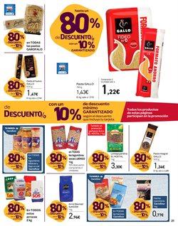 Ofertas de Arroz  en el folleto de Carrefour en Sagunt-Sagunto