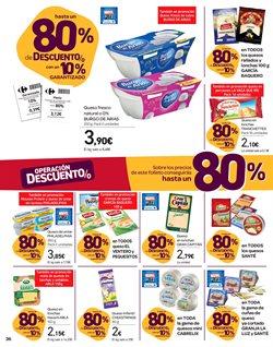 Ofertas de Queso  en el folleto de Carrefour en Fuengirola