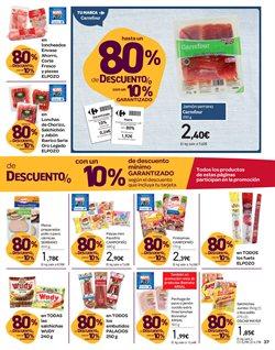 Ofertas de Salchichas frankfurt  en el folleto de Carrefour en Fuengirola