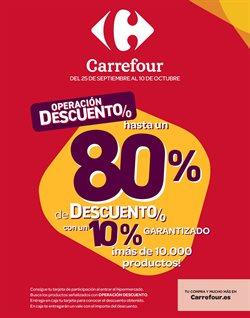 Carrefour Vigo Folleto Operaci 243 N Descuento Tiendeo
