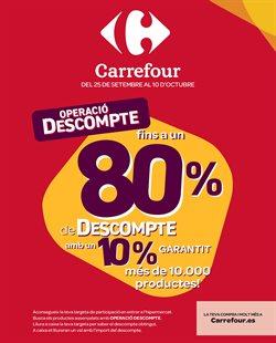 Ofertas de Temporada  en el folleto de Carrefour en Vilanova i la Geltru