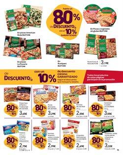 Ofertas de Pizza congelada  en el folleto de Carrefour en Murcia