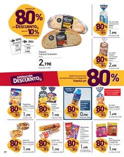 Ofertas de Bimbo  en el folleto de Carrefour en Madrid