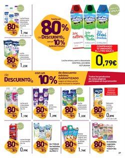 Ofertas de Puleva  en el folleto de Carrefour en Córdoba