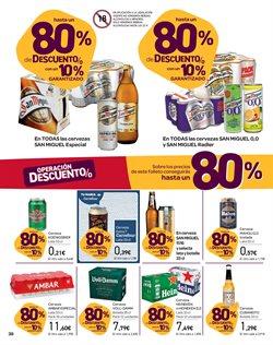 Ofertas de Heineken  en el folleto de Carrefour en Madrid