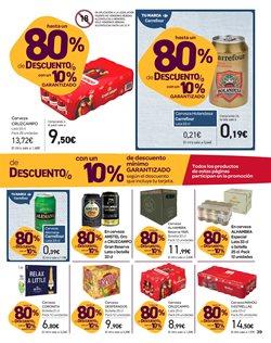 Ofertas de Cruzcampo  en el folleto de Carrefour en Córdoba