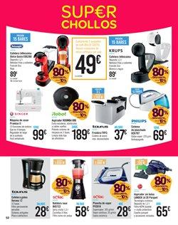 Ofertas de Plancha  en el folleto de Carrefour en Madrid